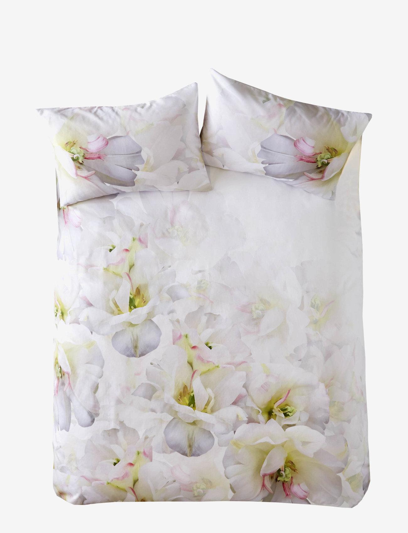 Ted Baker - Double Duvet Cover Gardenia - housses de couette - gardenia - 0