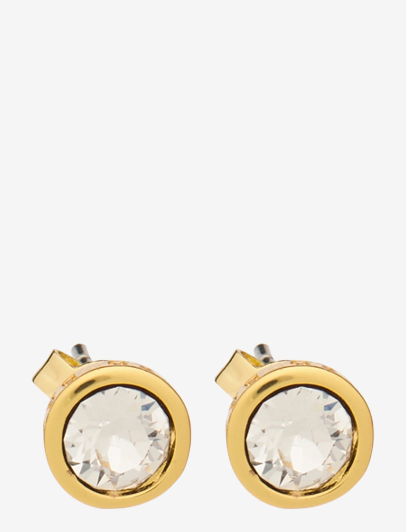Ted Baker - SINAA - stud oorbellen - gold/crystal - 0