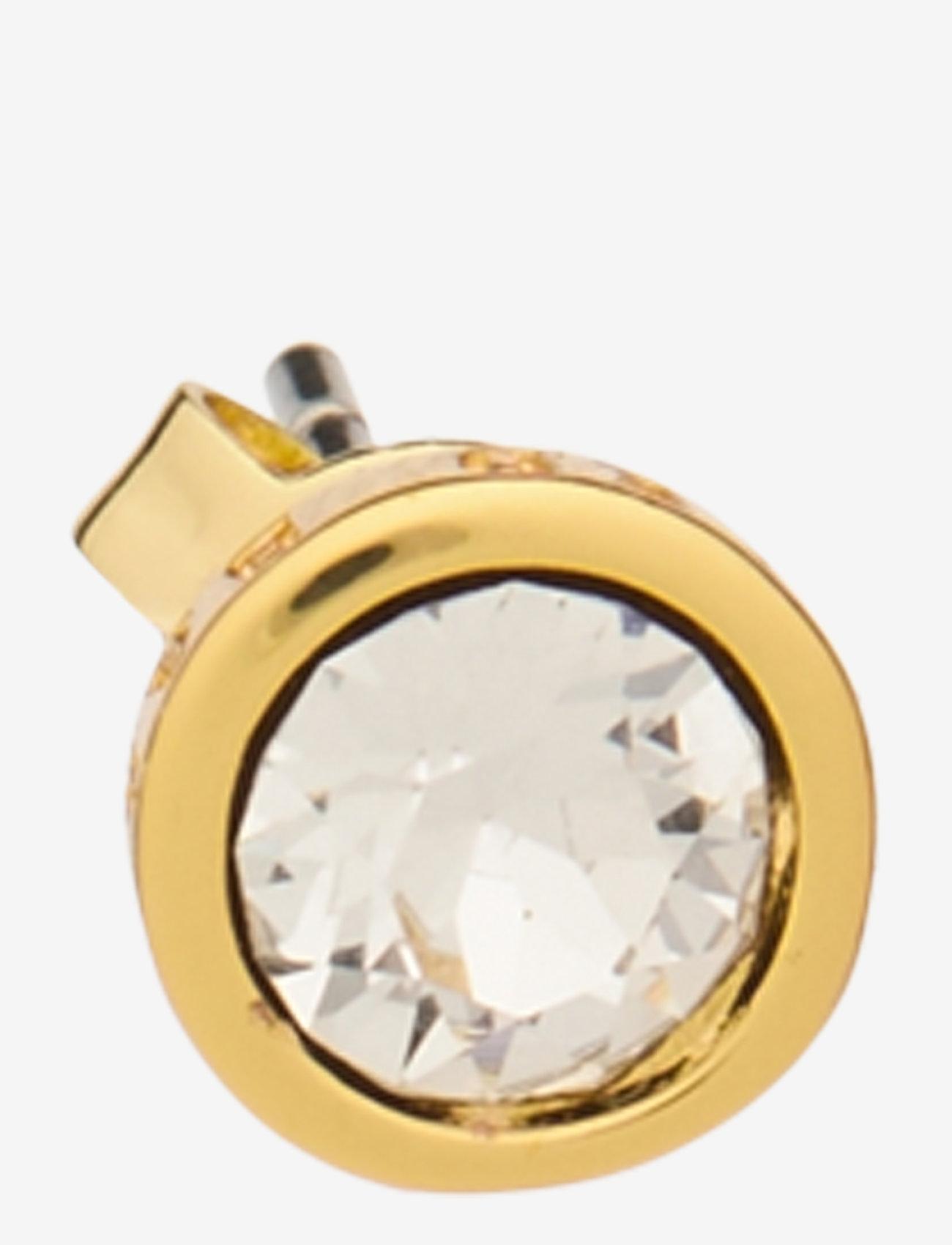 Ted Baker - SINAA - stud oorbellen - gold/crystal - 1