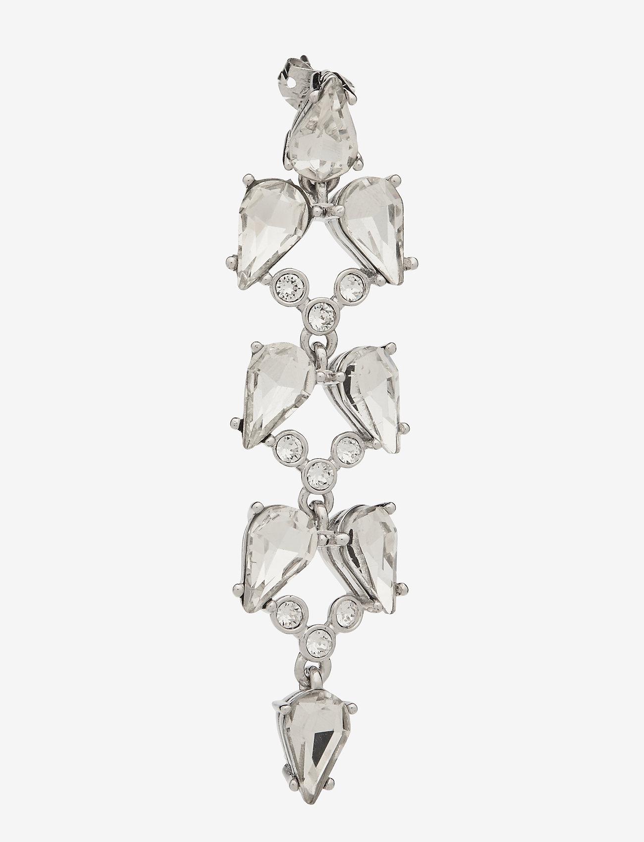 Ted Baker - MARLA - oorhangers - silver/crystal - 1