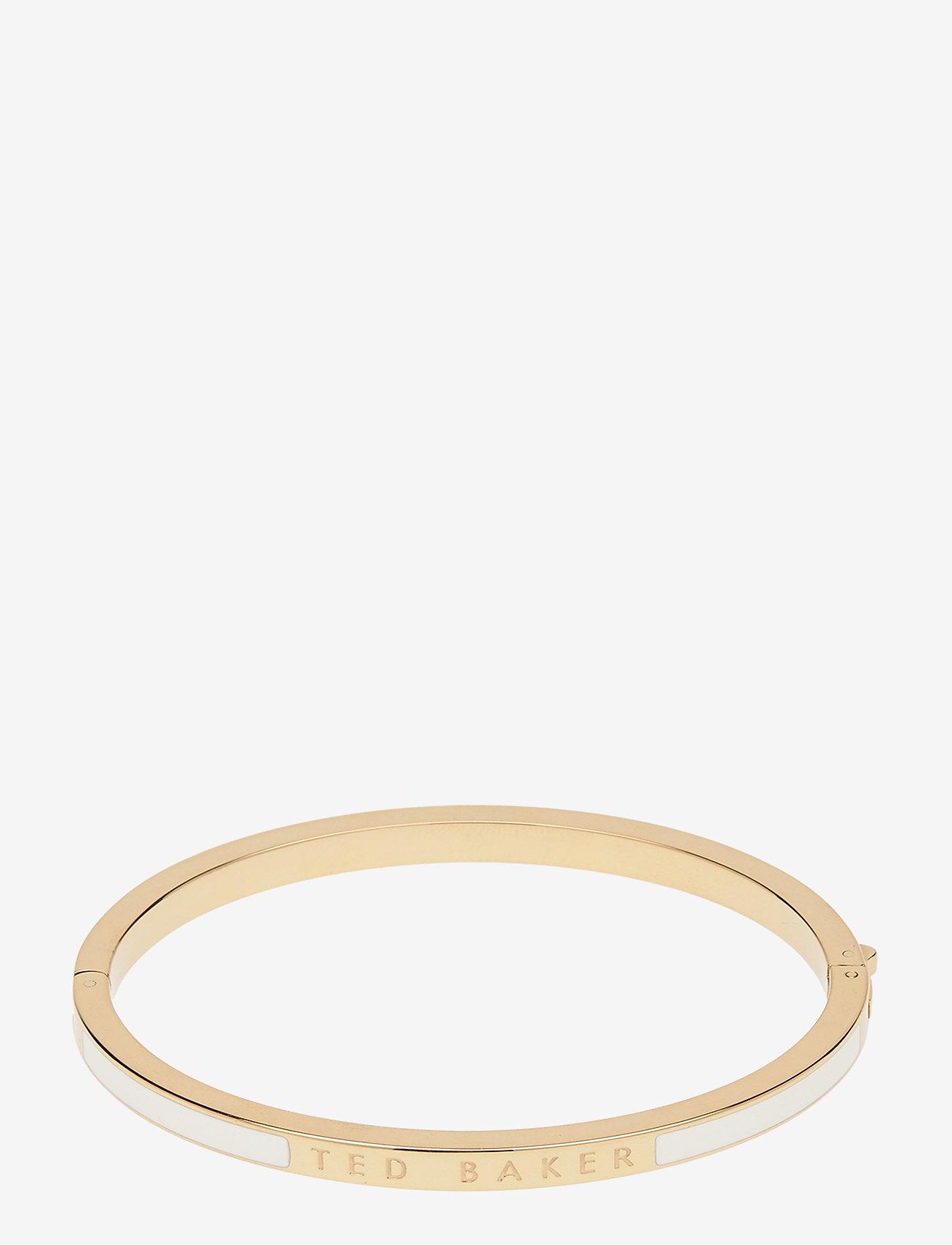 Ted Baker - ELEMARA - bangles - gold/white - 0