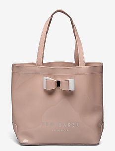 HARICON - shoppers - dusky pink