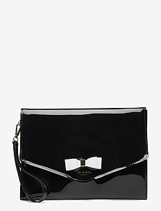 HARLIEE - clutches - black