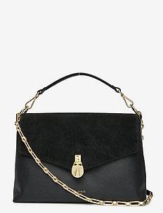 MIRIAAM - torby na ramię - black