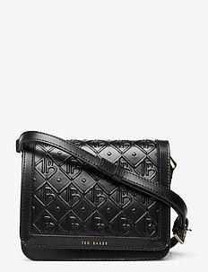 MELIKAA - torby na ramię - black
