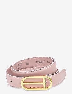 SOFHEE - bælter - dusky-pink