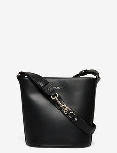 EQUESA - bucket bags - black
