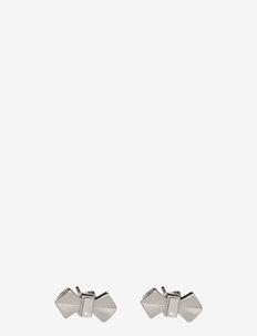 SUSIEE - goujons - silver/crystal