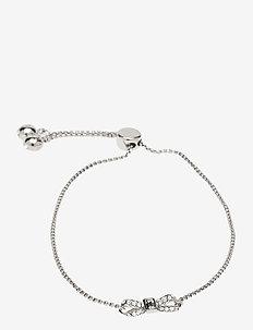 SABSAL - dainty - silver/crystal