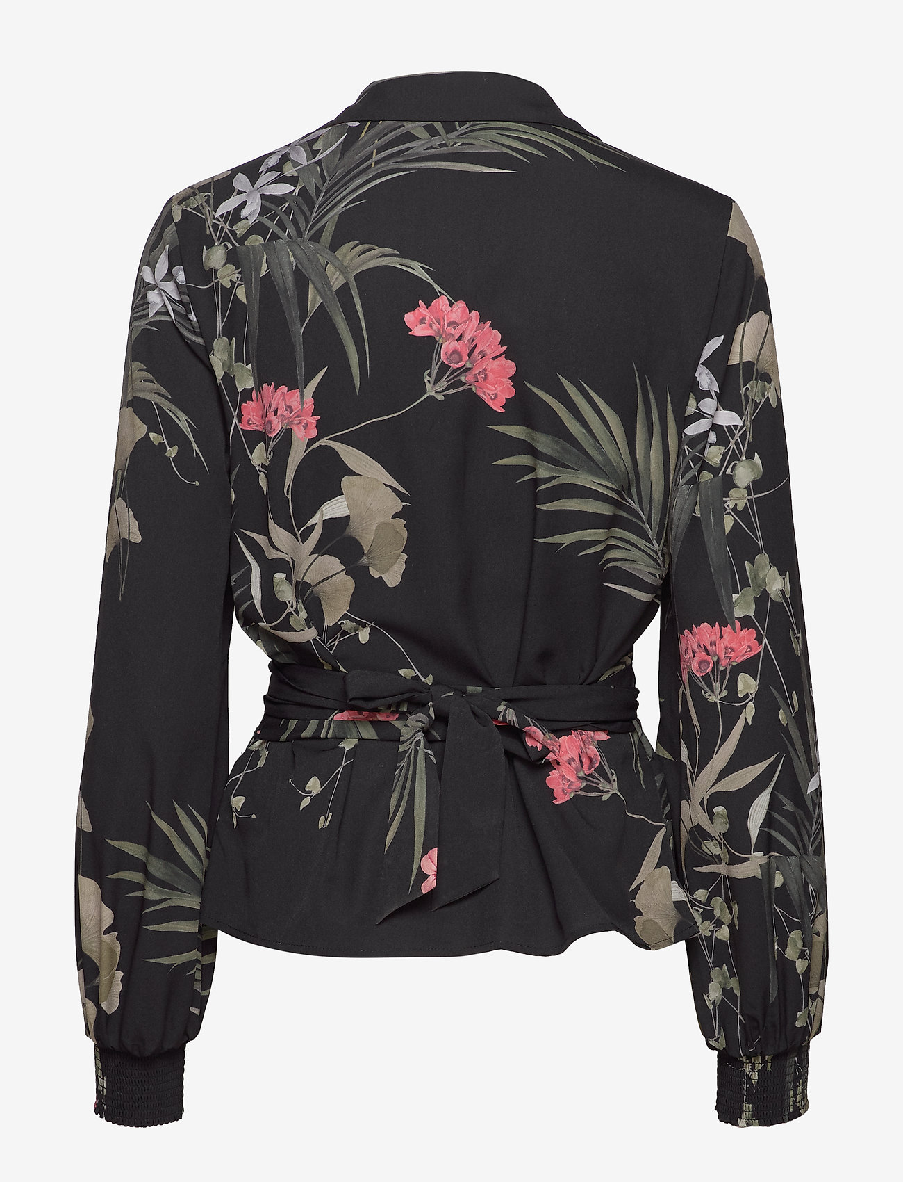Ted Baker - YAYAH - long sleeved blouses - black