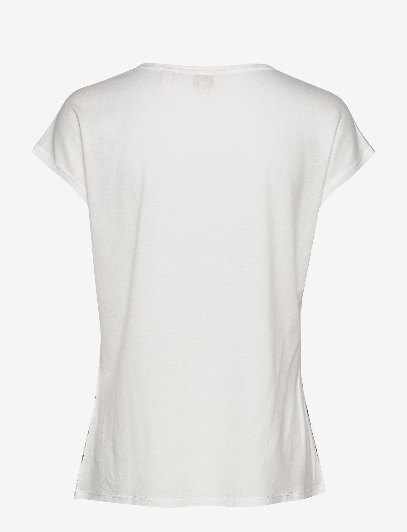 Ted Baker - KCARMAA - t-shirts - ivory