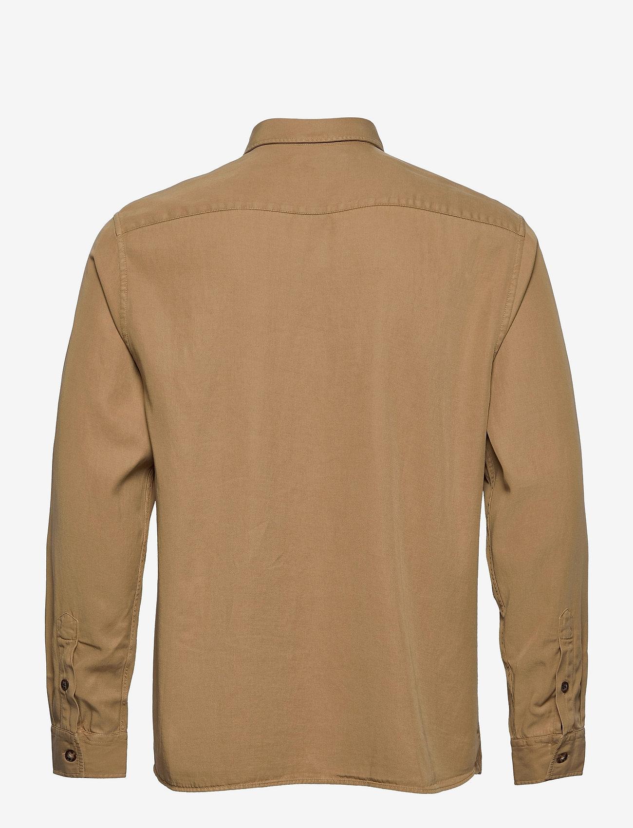 Ted Baker - BREWIN - linnen overhemden - beige - 1