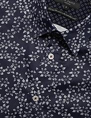 Ted Baker - YEPYEP - short-sleeved shirts - navy - 2