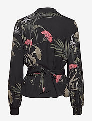 Ted Baker - YAYAH - long sleeved blouses - black - 1