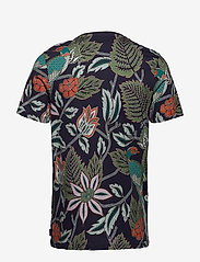 Ted Baker - ARCADE - short-sleeved t-shirts - navy - 1