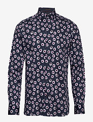 Ted Baker - WEWILL - casual shirts - navy - 0