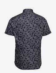 Ted Baker - YEPYEP - short-sleeved shirts - navy - 1