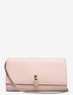 JOSSE - clutches - dusky pink