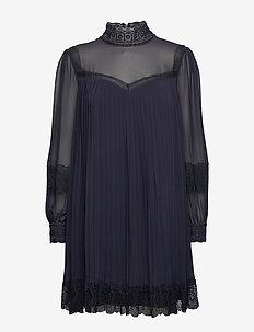 BROSE - korte kjoler - dk blue