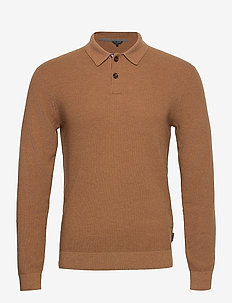 BATHA - basic knitwear - camel