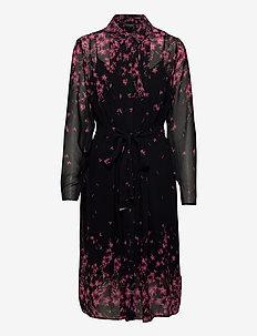 SEFFIE - shirt dresses - black