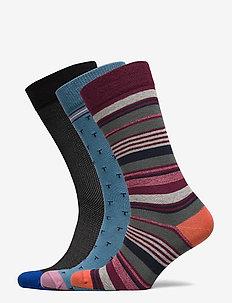 SOCKFIV - vanlige sokker - assorted
