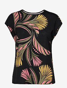 PASLEY - t-shirts - black