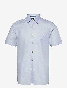 CIVICHE - basic skjortor - lt-blue