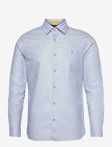SAUSS - basic skjortor - lt-blue