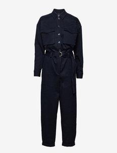 BERRTIE - pükskostüümid - dk-blue