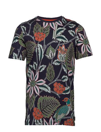 Arcade T-Shirt Bunt/gemustert TED BAKER