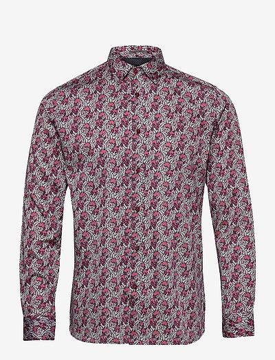 BIRCHER - casual overhemden - pink