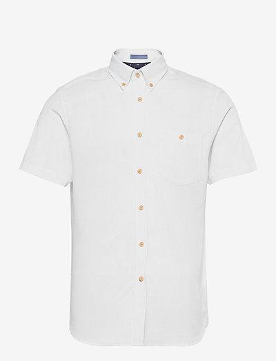 YASAI - geruite overhemden - white