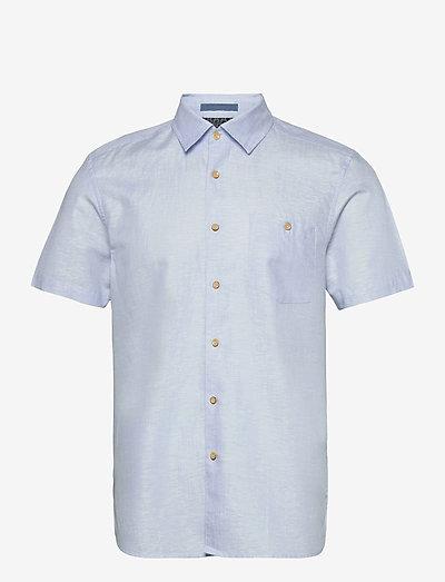CIVICHE - basic overhemden - lt-blue