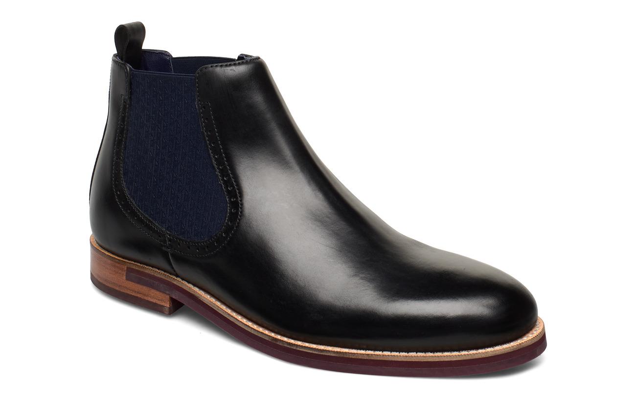 Ted Baker SECAINL - Chelsea boots BLACK