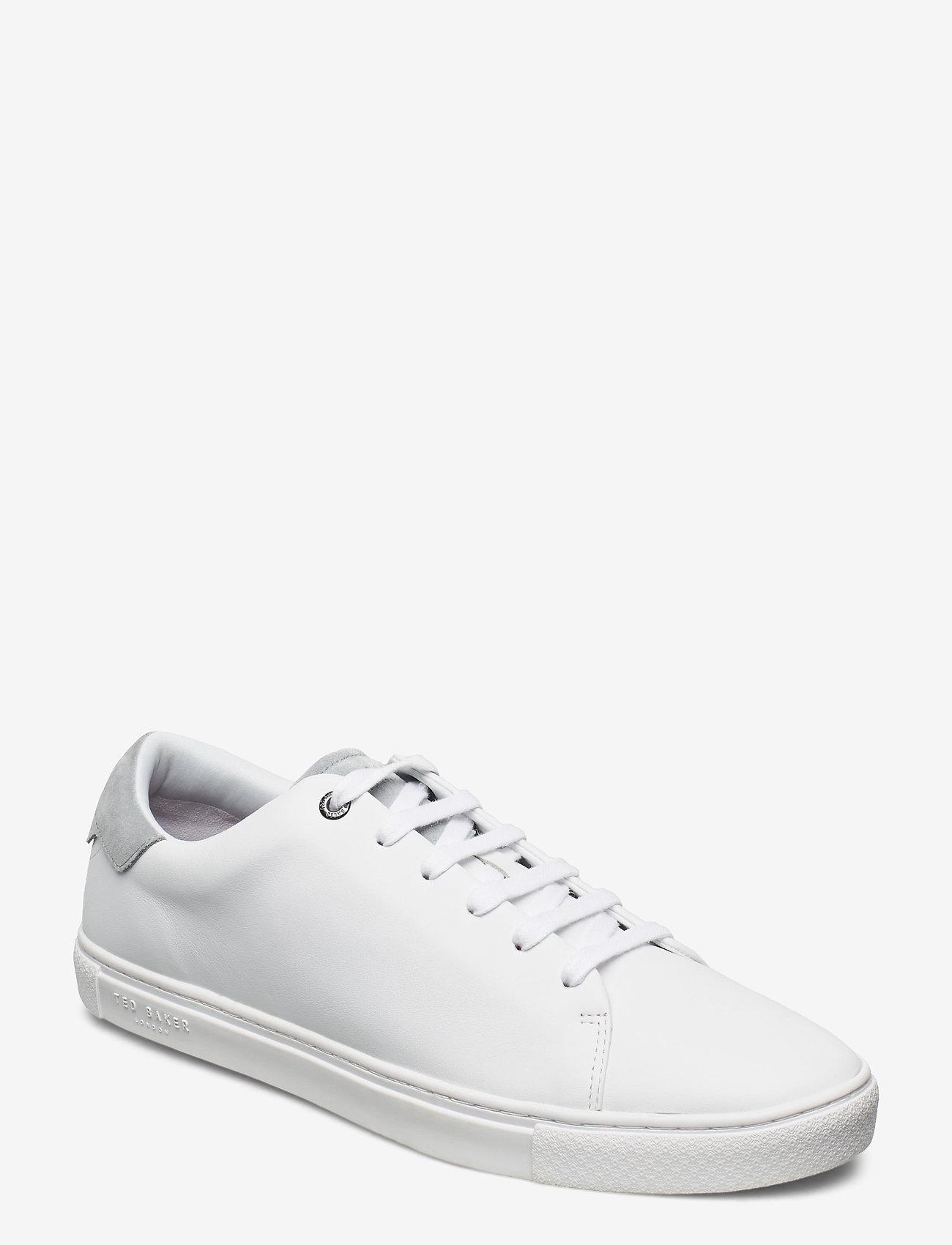 Ted Baker - RUENNAN - lage sneakers - white-lea - 0