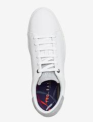 Ted Baker - RUENNAN - lage sneakers - white-lea - 3