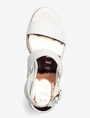 Ted Baker - ARCHEI-Sports Luxe E - espadrilles mit absatz - white - 3