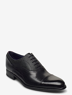 SITTAB - chaussures lacées - black
