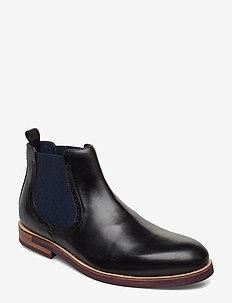 SECARR - chelsea boots - black