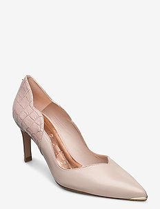 MAYSIEE - klassiske pumps - nude pink