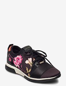 NEMAR - lave sneakers - black
