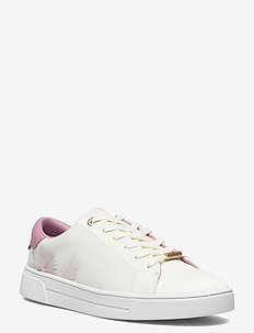 DELYLAS-Serendipity - lave sneakers - white