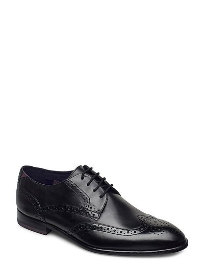 Trvss Shoes Business Laced Shoes Schwarz TED BAKER | TED BAKER SALE
