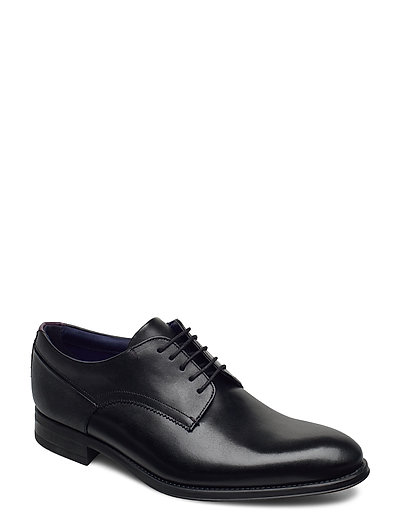 Vattal Shoes Business Laced Shoes Schwarz TED BAKER | TED BAKER SALE