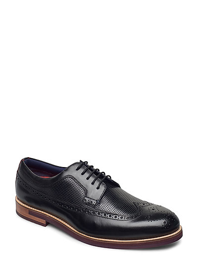 Dylunn Shoes Business Laced Shoes Schwarz TED BAKER | TED BAKER SALE