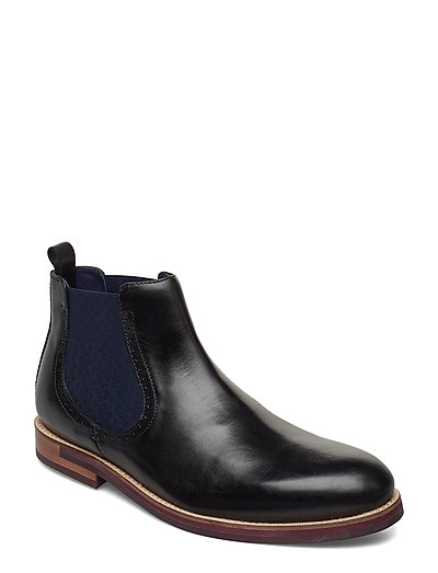 Secarr Shoes Chelsea Boots Schwarz TED BAKER