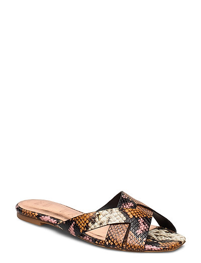 Zelanis Shoes Summer Shoes Flat Sandals Braun TED BAKER