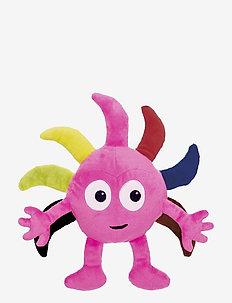 Babblarna- Diddi - tøjdyr - pink