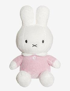Miffy soft, big - tøjdyr - pink
